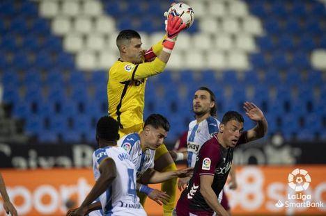 3-1. El Albacete pierde en Leganés tras un partido en el que faltó garra y confianza