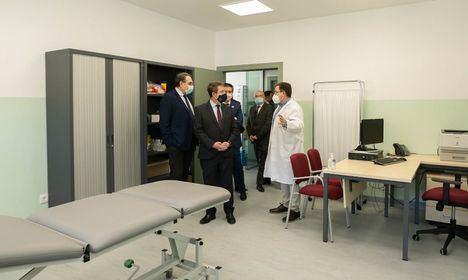 El centro de salud de Nerpio ya es una realidad y un convenio abre paso a mejorar la conexión por carretera con Murcia