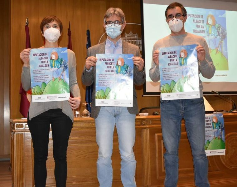 La Diputación de Albacete promueve un concurso de cortos por la Igualdad con la red social TikTok como plataforma de participación
