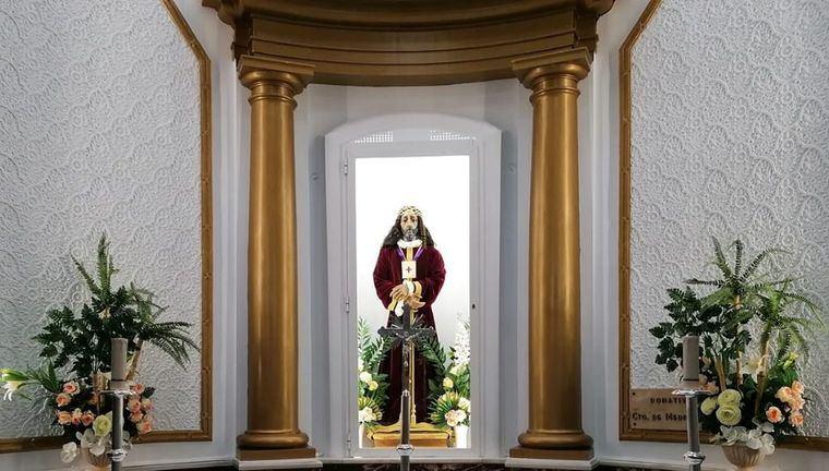 La Real e Ilustre Esclavitud de Nuestro Padre Jesús de Medinaceli de Albacete, concede la Medalla de Honor a Policía Nacional, Guardia Civil y Bomberos