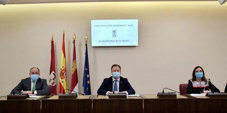 Los presupuestos del Ayuntamiento de Albacete para 2021 aumentan en un 10%, con 10 millones de euros más en inversiones