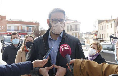 Sergio Gutiérrez (PSOE) destaca el esfuerzo de los gobiernos socialistas frente al 'negacionismo' de Paco Núñez