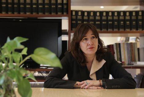La consejera de Igualdad de Castilla-La Mancha, Blanca Fernández, pide no celebrar el 8-M en la calle