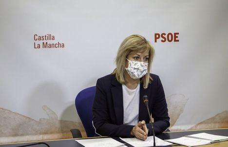 """Ana Isabel Abengózar critica la """"hipocresía"""" de Núñez: """"Tarda un año en trasladar su sede, pero pide con vehemencia el Hospital de Toledo"""""""