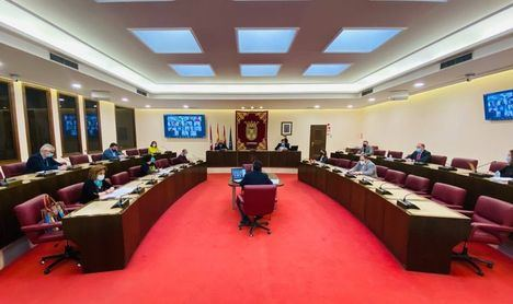 Los grupos políticos municipales acuerdan reforzar la posición estratégica de Albacete como nudo logístico e intermodal