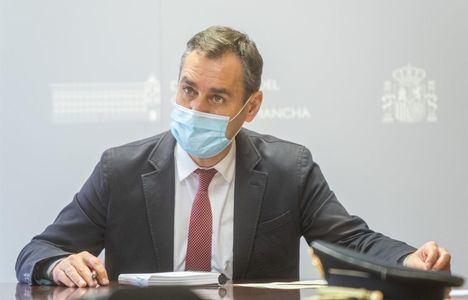 El Delegado del Gobierno, Francisco Tierraseca, desaconseja celebrar concentraciones en Castilla-La Mancha, pese a recibir 21 peticiones de cara al 8M