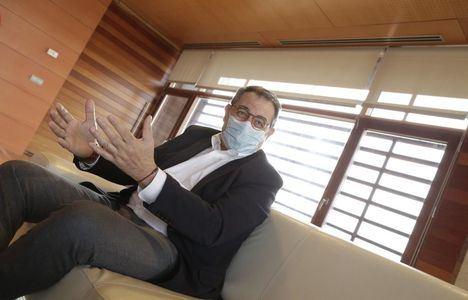 Coronavirus.- Castilla-La Mancha perfila un mapa de grandes espacios para iniciar la vacunación masiva y tendrá un documento en dos semanas
