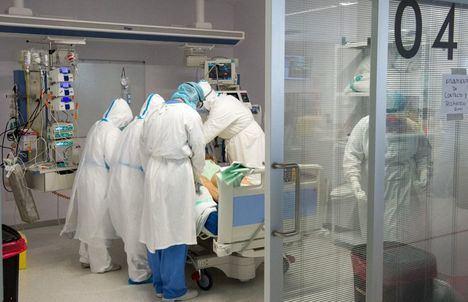 Coronavirus.- Mejoran los datos en Castilla-La Mancha: 426 positivos y 18 fallecidos durante el pasado fin de semana