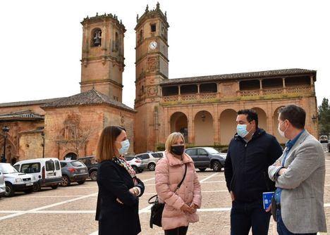 Alcaraz renueva íntegramente su alumbrado público en el marco del programa REBECA gestionado por la Diputación de Albacete
