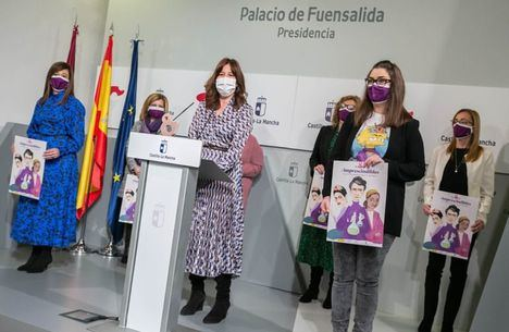 García-Page preside el acto institucional con motivo del Día Internacional de las Mujeres en el que se reconocerá la trayectoria de seis referentes femeninos de Castilla-La Mancha