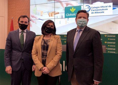Globalcaja reafirma su compromiso con los farmacéuticos colegiados de Albacete