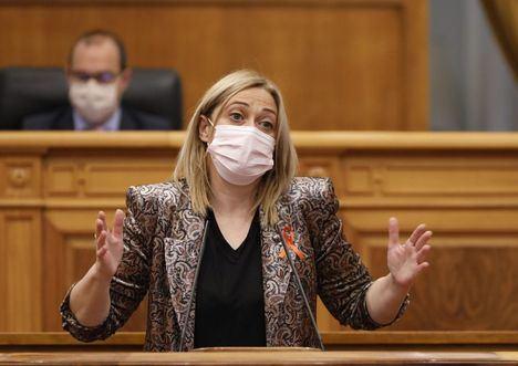 Carmen Picazo desmiente a Paco Núñez y asegura que PP ha llamado a gente de Ciudadanos para cambiar de filas: