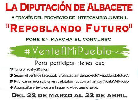 La Diputación de Albacete pone en marcha el concurso #VenteAMipueblo para fomentar el turismo rural y dar a conocer las bondades de los municipios de la provincia