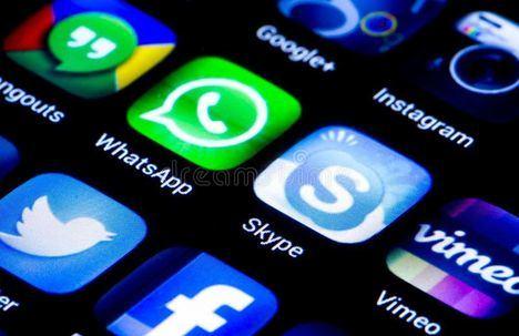 El sistema de WhatsApp, Instagram y Facebook sufre una caída mundial
