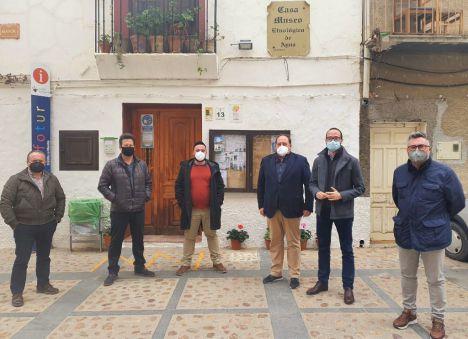 La Diputación de Albacete ejecuta importantes mejoras en Ayna con el Turismo como gran protagonista