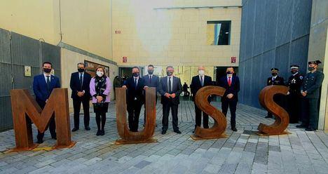 El presidente de la Diputación de Albacete subraya que el MUSS es un recurso 'de presente y de futuro' para la provincia y la región, y un referente para toda España