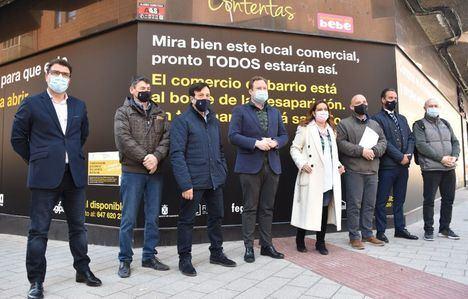 El Ayuntamiento de Albacete y FECOM lanzan la mayor campaña de apoyo al comercio local en la que se han implicado 500 establecimientos