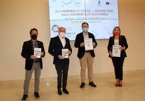 El Ayuntamiento de Albacete alineará sus presupuestos municipales del 2022 a los Objetivos de Desarrollo Sostenible de la Agenda 2030