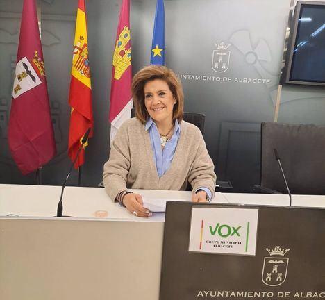 Vox Albacete enmienda a la totalidad los presupuestos de la ciudad: 'Están trufados de partidas ideológicas'