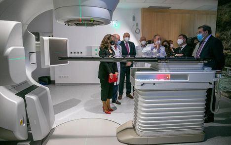 Albacete y el resto de las provincias de Castilla-La Mancha contarán con aceleradores lineales para el tratamiento oncológico