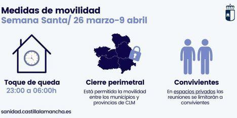 El Ayuntamiento de Albacete hace un llamamiento a la población para el cumplimiento de las nuevas medidas sanitarias en vigor ante la Semana Santa