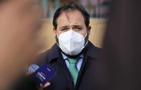 Coronavirus.- El presidente regional del PP da positivo y continuará confinado en su domicilio