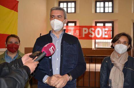Álvaro Gutiérrez destaca que el Gobierno de Page está ocupado