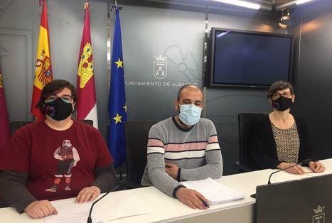 Unidas Podemos cree que los presupuestos del Ayuntamiento de Albacete son 'poco realistas' y ve difícil su ejecución