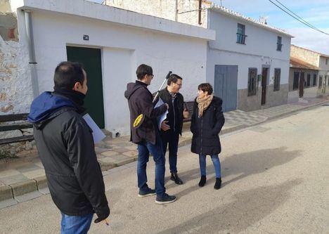 El Ayuntamiento de Albacete destinará 660.000 euros a la pavimentación de las calles y espacios urbanos de las pedanías