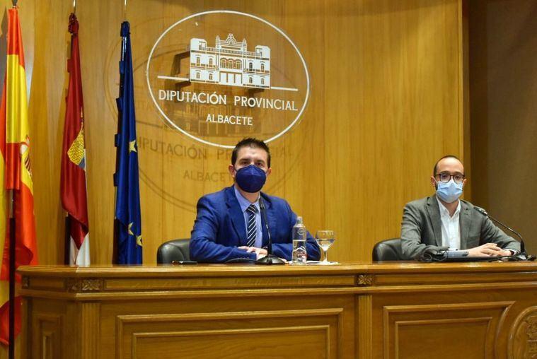 Los ayuntamientos de Albacete dispondrán de otros 525.000 euros de la Diputación para limpieza de colegios públicos