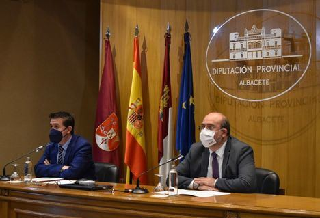 La Diputación aportará casi 5 millones de euros al Plan regional de Empleo beneficiando a 2.775 personas en la provincia de Albacete