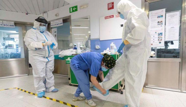 Coronavirus.- Castilla-La Mancha registra un fallecido en las últimas 24 horas pero los nuevos casos aumentan hasta los 409