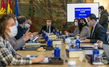 Page preside este jueves un Consejo de Gobierno extraordinario para analizar las medidas a tomar ante la pandemia