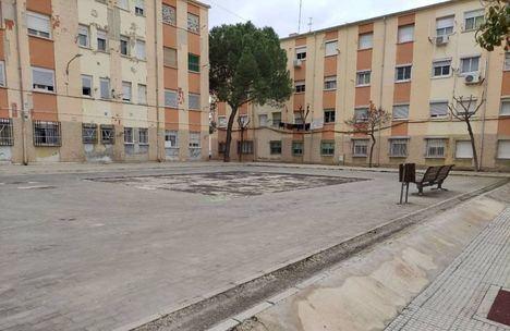 Unidas Podemos reclama a Ayuntamiento Albacete una remodelación integral de la Plaza de Santa Teresa de Hermanos Falcó