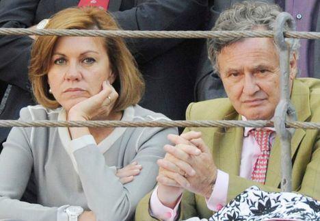 El juez de la 'Kitchen' sopesa citar como investigada a Cospedal tras las elecciones del 4M en Madrid