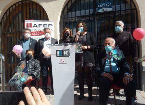 Hellín se vuelca con la Asociación de Familias de Enfermos de Parkinson