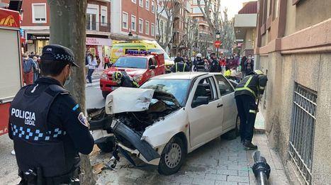 Fotos: Policía Local de Albacete.