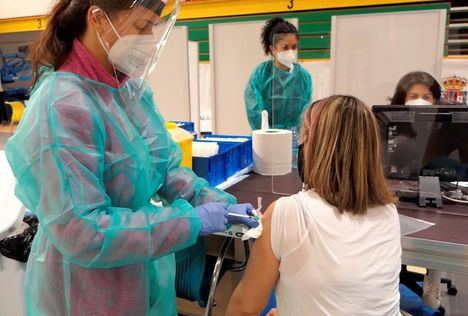 Coronavirus.- Castilla-La Mancha ha administrado 543.061 vacunas, el 87,7% de las 619.075 entregadas por el Gobierno central