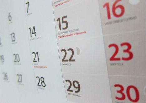 El calendario laboral para el año 2022 en Castilla-La Mancha, a información pública desde este martes