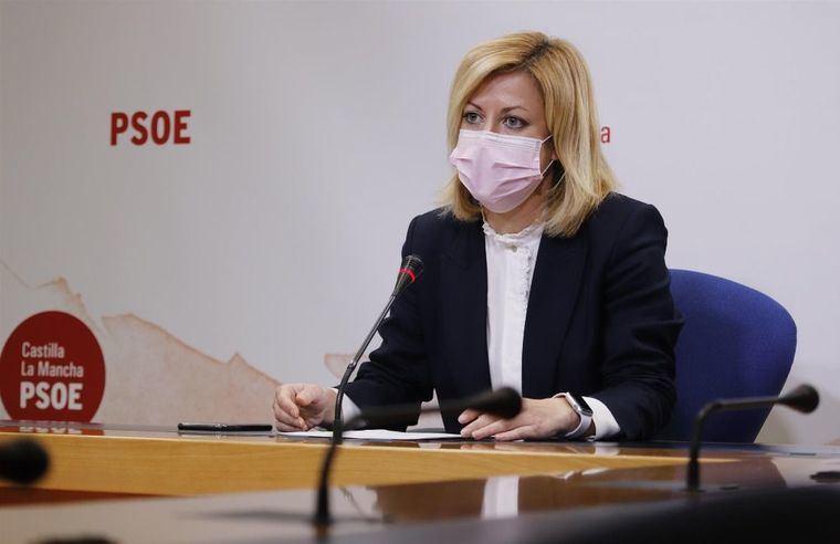 """Ana Isabel Abengózar pide a los 'populares'' de la región """"rigor, responsabilidad y un poquito de prudencia"""" y recuerda que """"llevamos un año de pandemia y no han tenido ninguna"""""""
