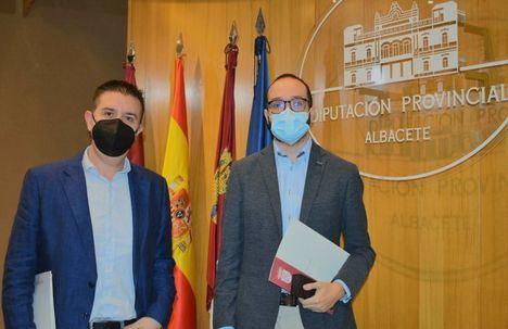 Los Ayuntamientos de Albacete podrán solicitar desde este jueves las ayudas de la Diputación para mejorar caminos rurales