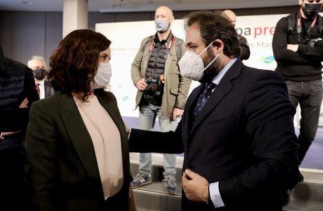 El PP de Castilla-La Mancha vaticina una victoria de Ayuso que servirá como