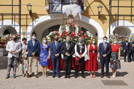 Celebración de la Misa Recinto Ferial de Albacete