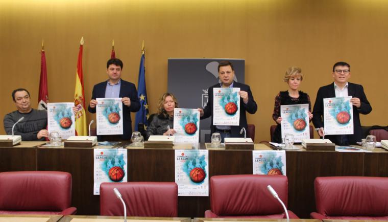 """El alcalde señala que Albacete será la """"capital europea del Baloncesto en Silla de Ruedas"""" gracias a la fase previa de la Champions League"""