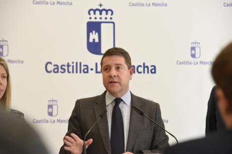 Emiliano García-Page anuncia que el Hospital de Villarrobledo podrá ser utilizado en su conjunto a partir del tercer trimestre del presente año