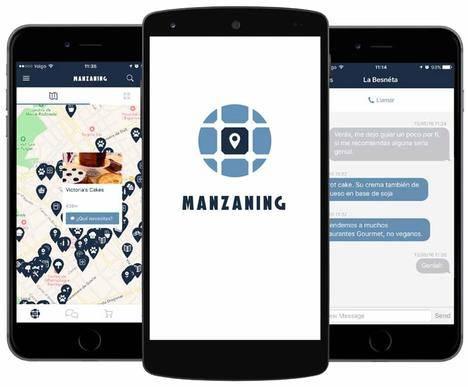 La app opera en Barcelona con 500 establecimientos y próximamente tiene previsto llegar a Madrid y otras ciudades.