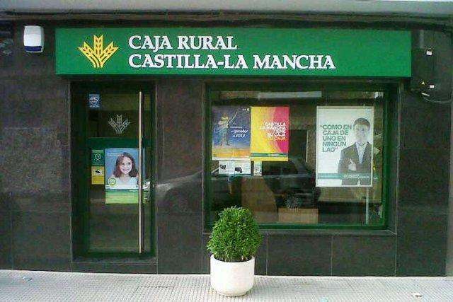 Caja rural castilla la mancha afianza su solvencia y for Caja rural bilbao oficinas