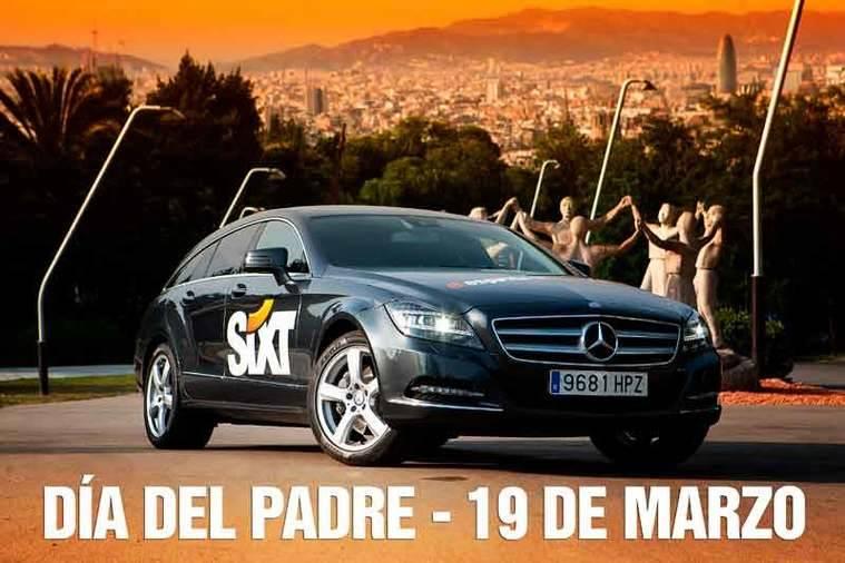 Sixt ofrece una amplia gama de modelos descapotables y deportivos para regalar una experiencia inolvidable en el Día del Padre.