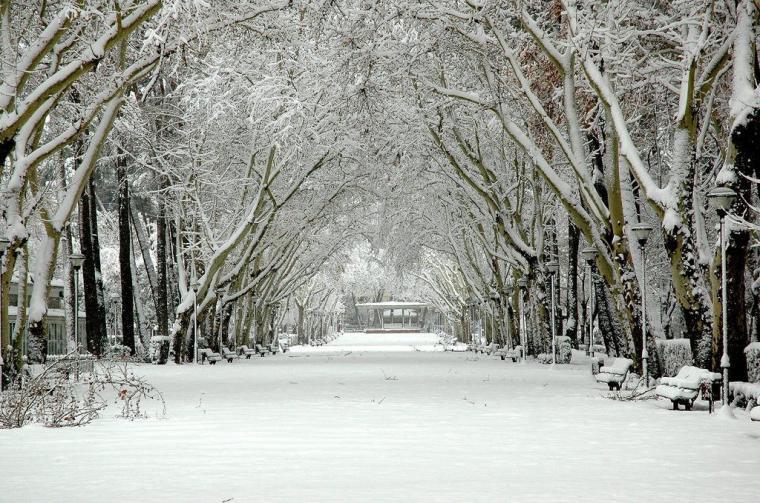 El frío y la nieve pondrán este jueves en aviso a toda Castilla-La Mancha