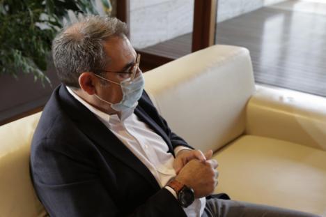 Coronavirus.- Castilla-La Mancha se cerrará perimetralmente en Semana Santa si sus datos previos son peores a los de antes de Navidad